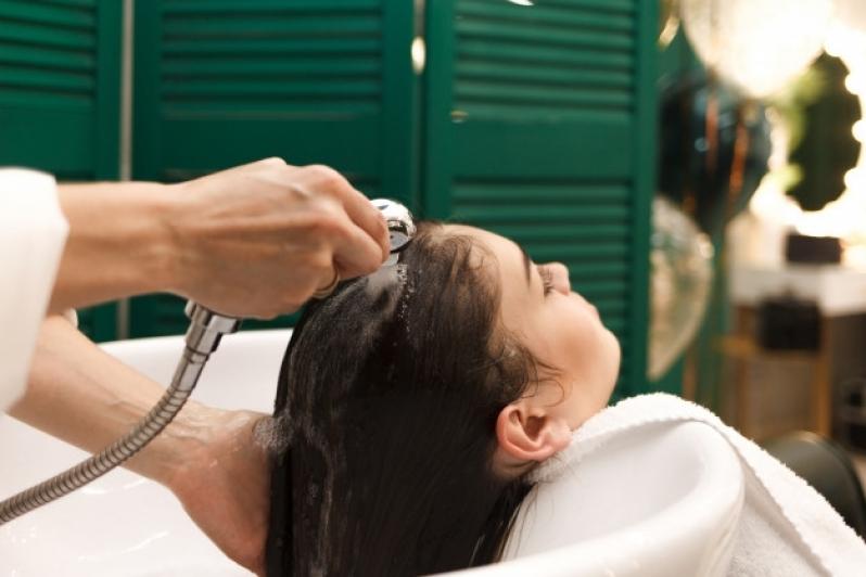 Chuveiros Pure Shower Salão de Beleza Cajamar - Chuveiro de Lavatório de Salão