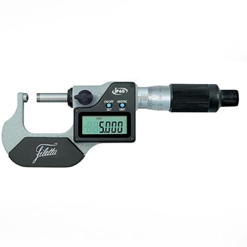 Micrômetro Externo Digital com Ip 65 GRANJA VIANA - Micrômetro Externo 25-50mm