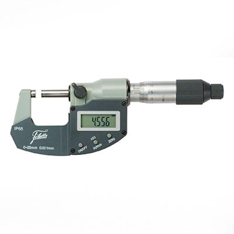 Onde Tem Micrômetro Externo Digital com Ip 65 Arujá - Micrômetro Externo Centesimal