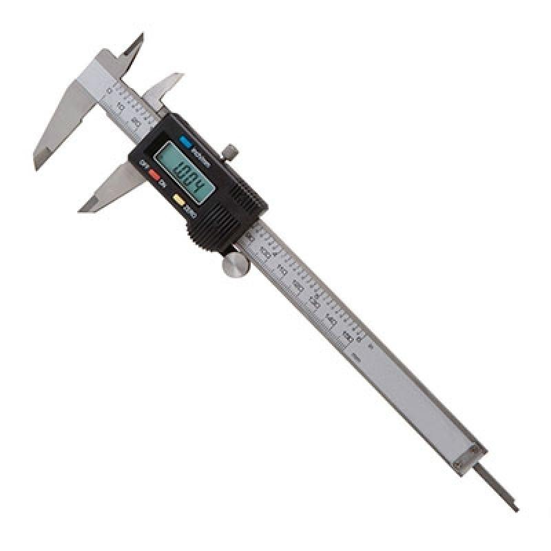 Paquímetro Digital 150mm ABC - Paquímetro Digital Ip 67