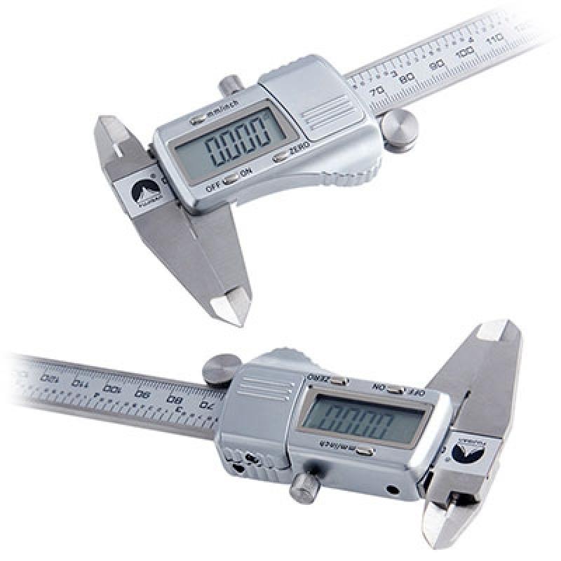 Paquímetro Digital Ip 54 Juquitiba - Paquímetro Digital Aço Inox