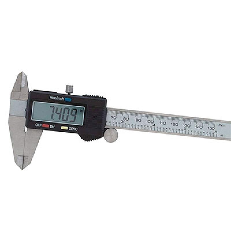 Quanto Custa Paquímetro Digital 150mm Santa Isabel - Paquímetro Digital 150mm