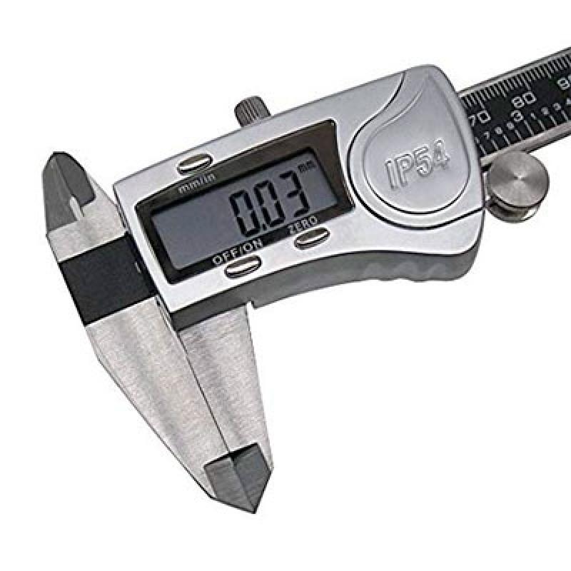 Quanto Custa Paquímetro Digital Ip 54 Limeira - Paquímetro Digital 150mm