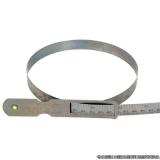 medidor de circunferência de fita em aço