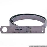 medidor de circunferência graduação de escala de 1 mm
