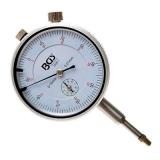 relógio comparador com aro de metal