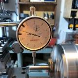 relógio comparador digimess