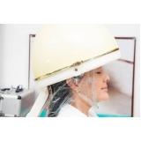 vaporizador de cabelo de parede valor Diadema