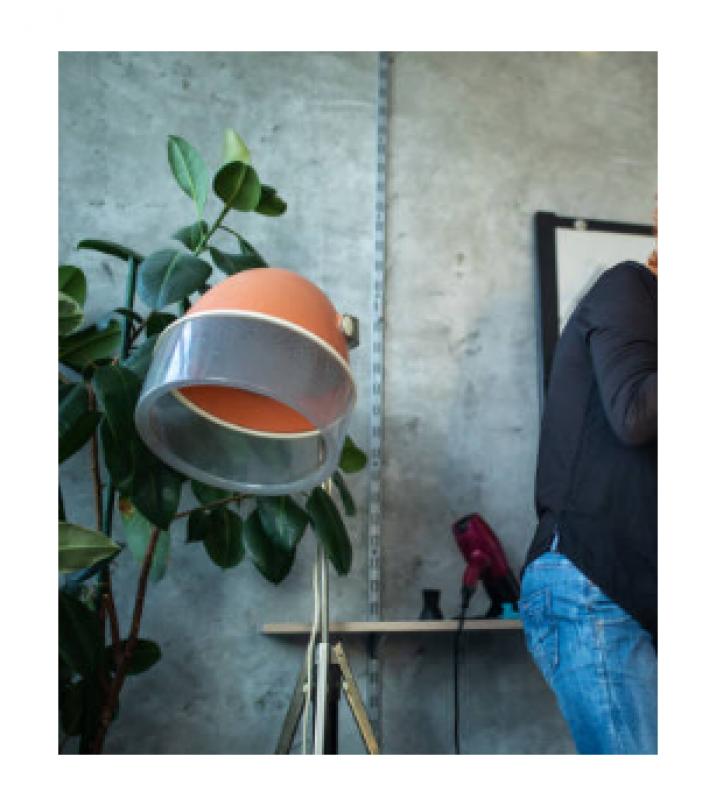 Vaporizador para Cabelo Micro Mist Arcadas - Vaporizador de Cabelo de Parede