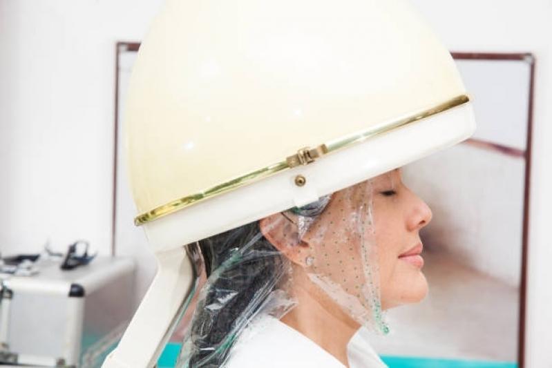 Venda de Vaporizador para Hidratação de Cabelo Santo André - Vaporizador de Cabelo de Parede